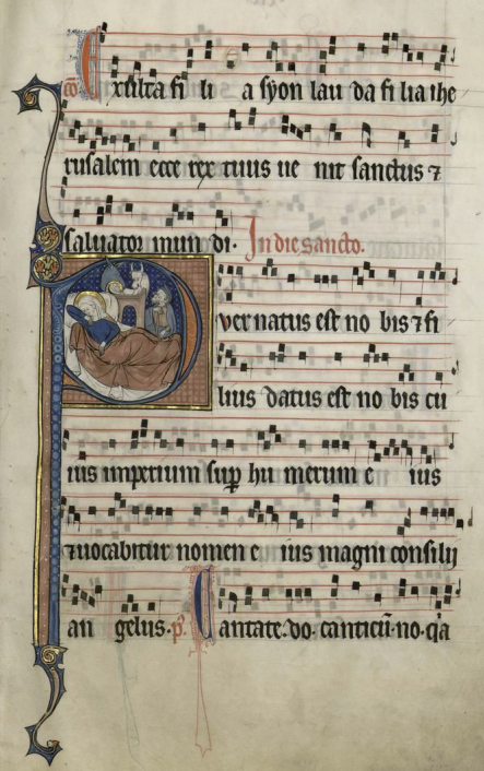 Manuscrit de Laon